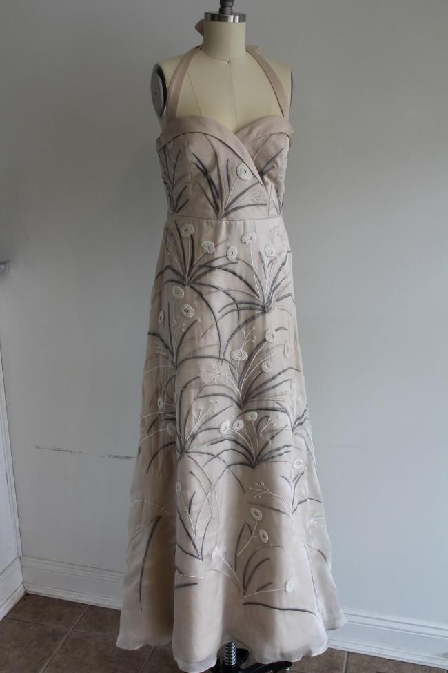 BHLDN Trumpeted Pavot Gown Wedding Dress