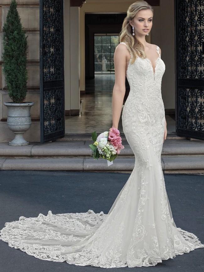 Casablanca Bridal Kinsley #2328