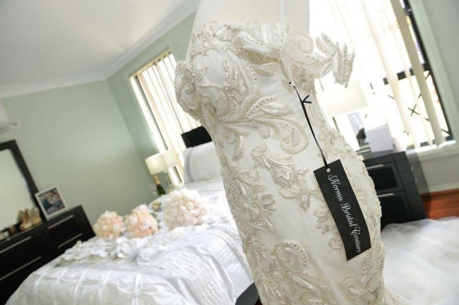 Norma Bridal Couture, Trumpet