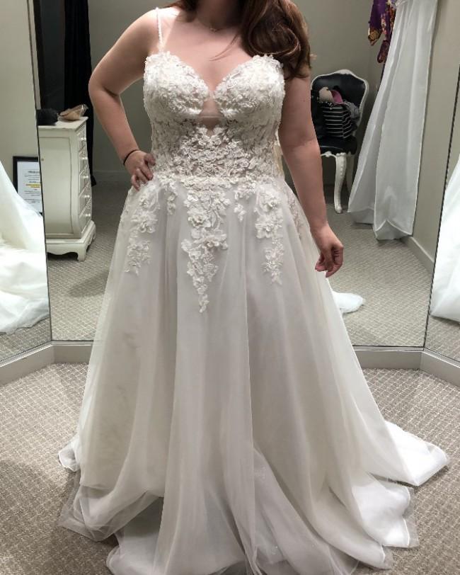 Morilee Pierette Wedding Dress, 2044