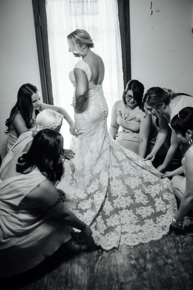 Allure Bridals 9313