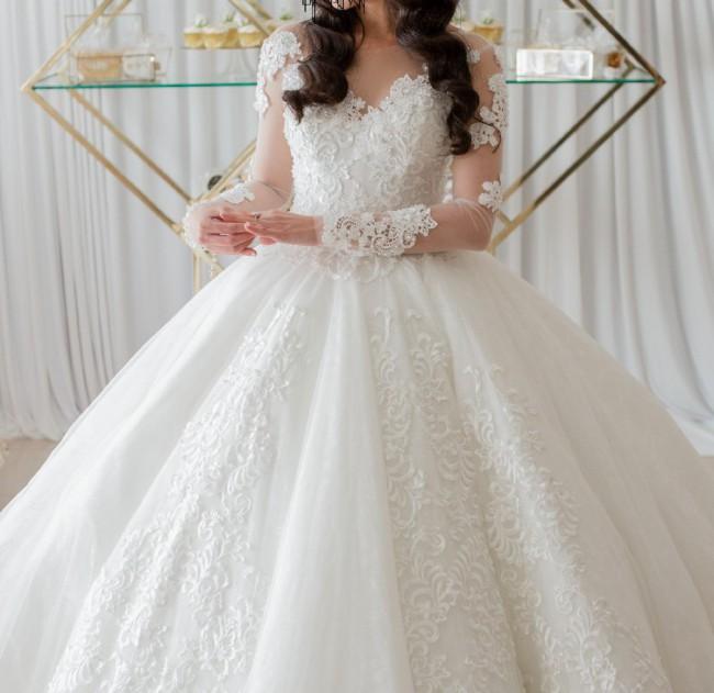 Azzaria Bridal Couture Custom Made
