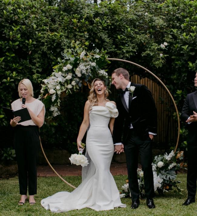 Anna Maurer Bridal Couture, Trumpet