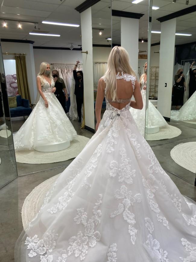 Casablanca Bridal 7MN906