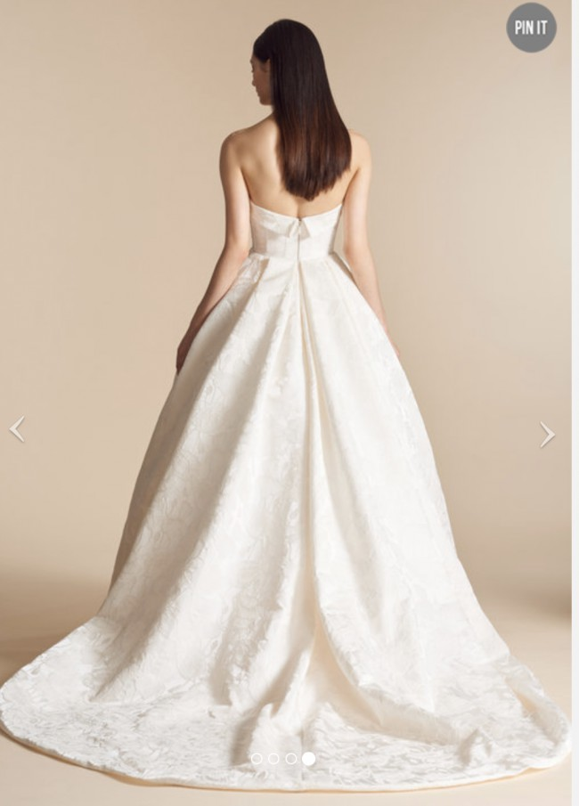 Allison Webb New Wedding Dress Save 35% - Stillwhite
