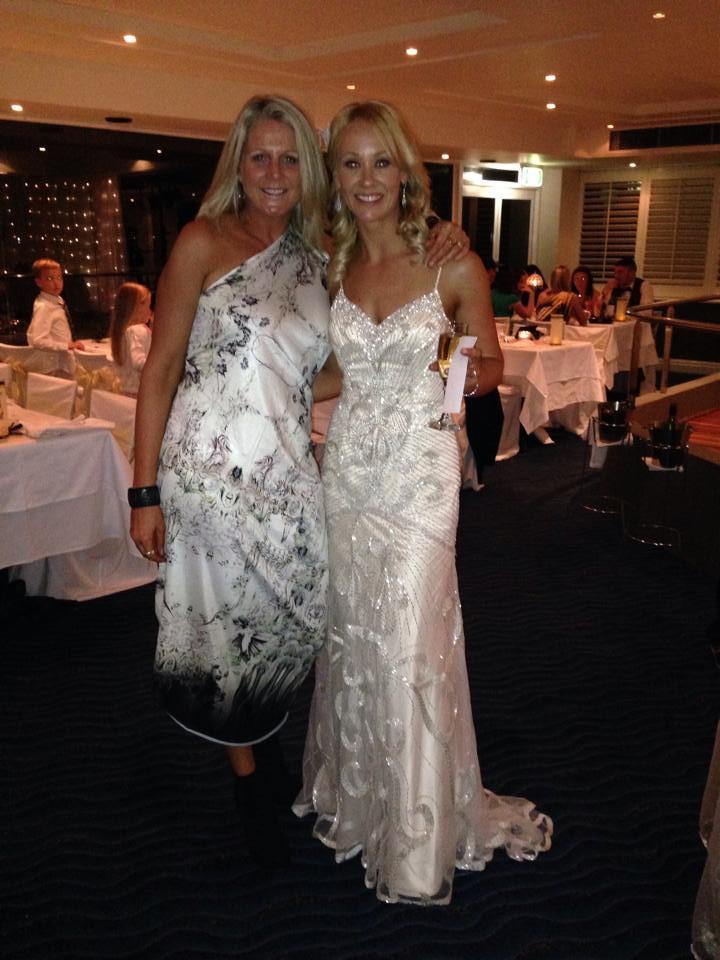 7cd6b6833b5 Maggie Sottero Chancey Used Wedding Dress on Sale 88% Off ...