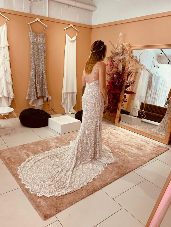 & For Love Georgiana gown