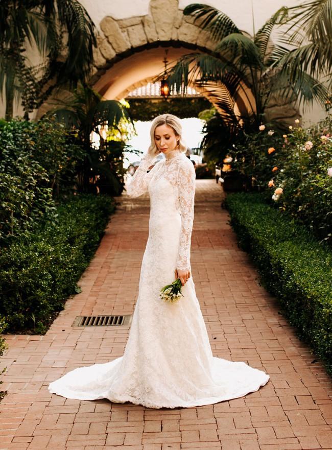 Carolina Herrera Emilie Gown