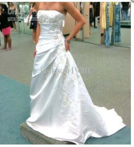 David's Bridal Collection 9V9995