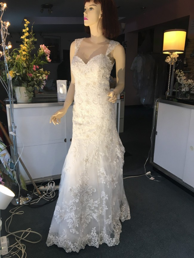 Alfred Angelo, Style no. 986