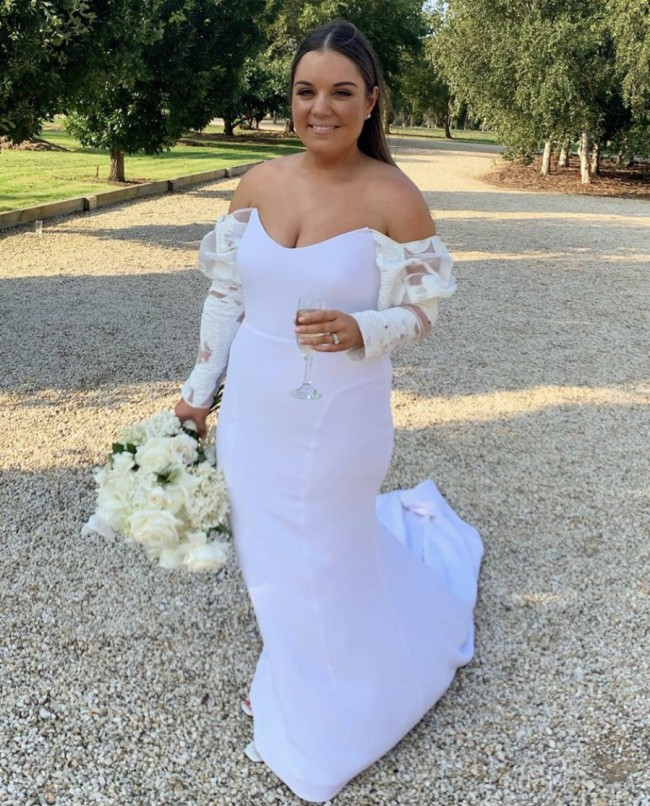 Marquise Bridal Custom Made / Aries Gown
