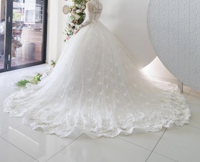 Suzanna Blazevic, Ball Gown