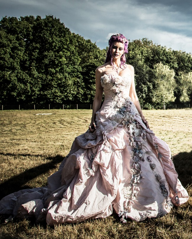 Wedding Dresses For Over 50s Uk: Ian Stuart Gainsborough Second Hand Wedding Dress On Sale