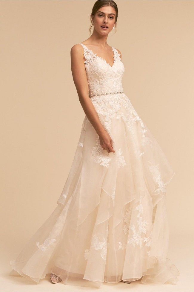 BHLDN Ever After Gown