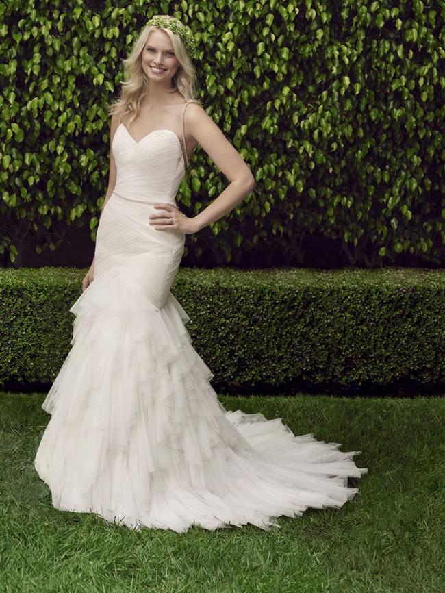 Casablanca Bridal 2240