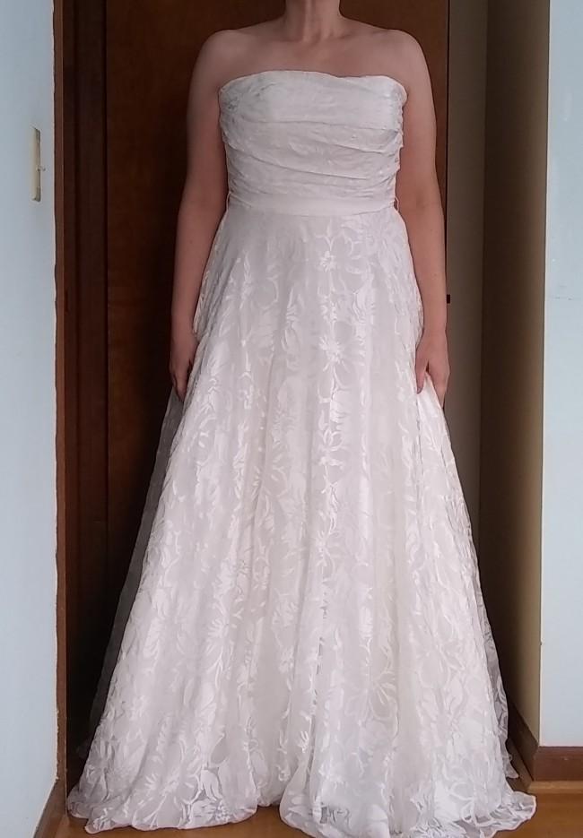 David's Bridal NTWG3907