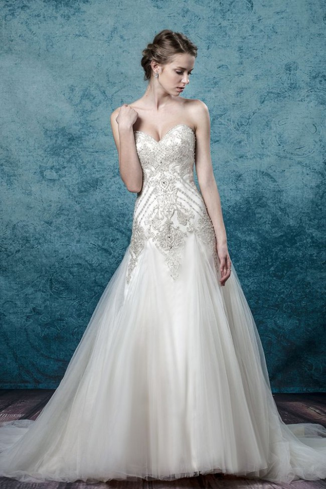 Omelie bridal, Fit & Flare
