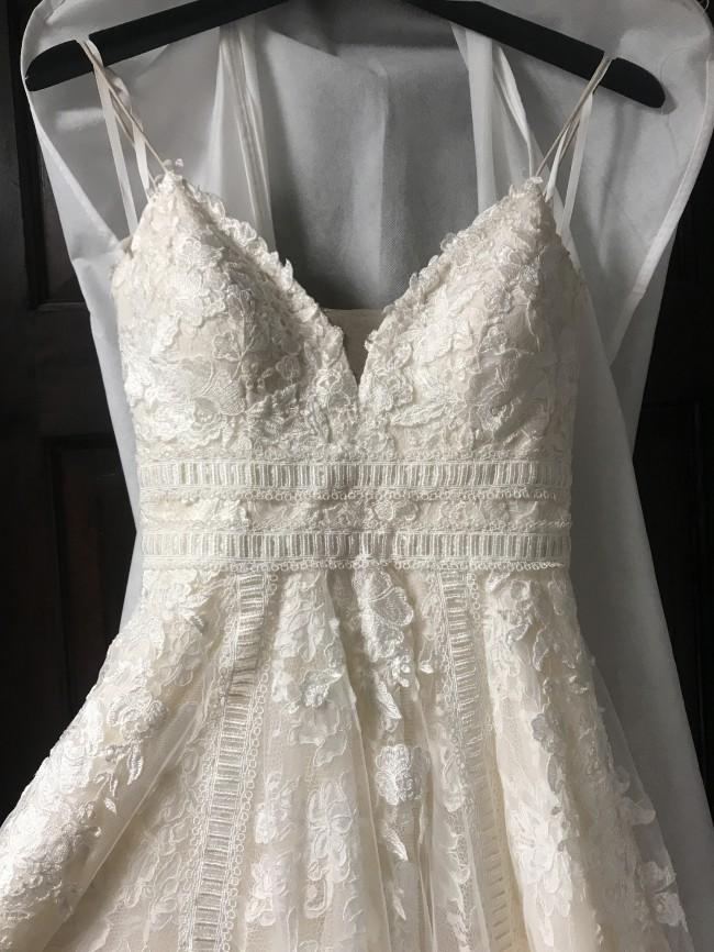 Custom Gown, A-Line