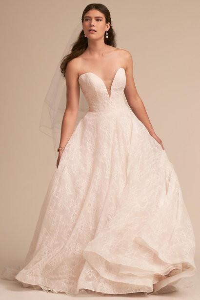 BHLDN Augusta Gown