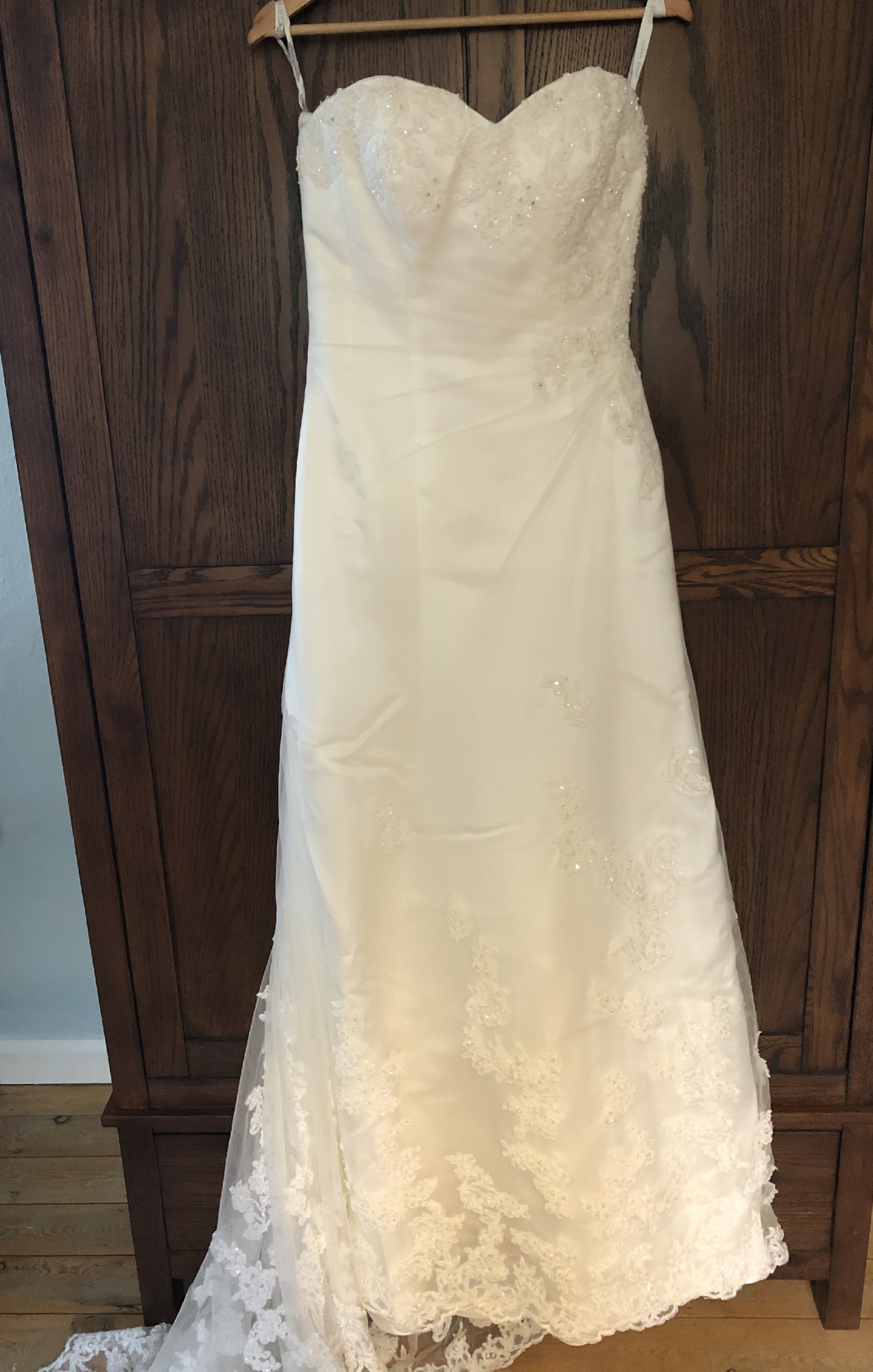 Alfred Angelo Used Wedding Dress Stillwhite
