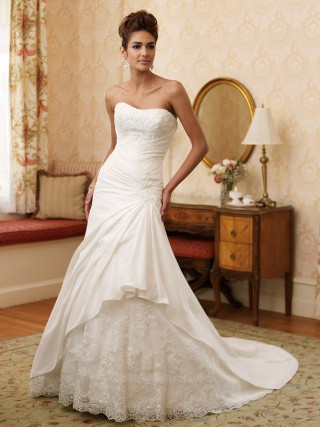 new collection no sale tax coupon code Mon Cheri Aisling 110204 Wedding Dress On Sale - 89% Off