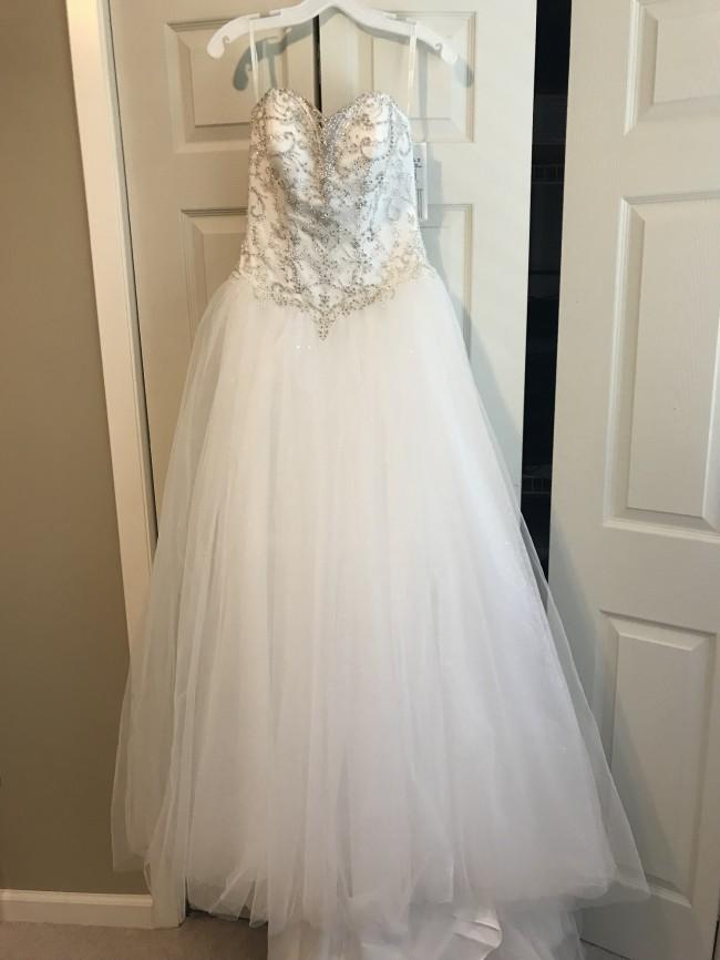David's Bridal, Ball Gown