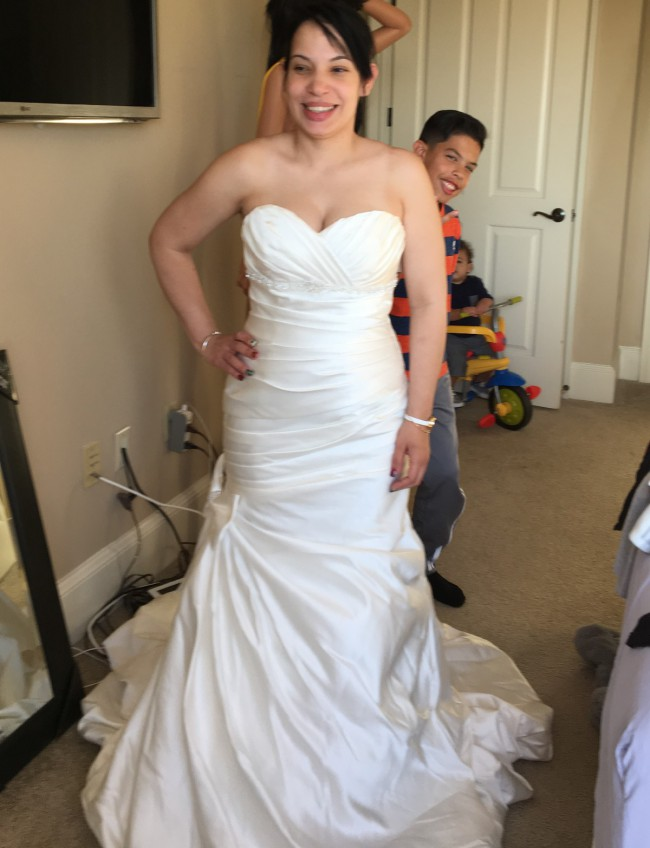 David's Bridal AI10030281