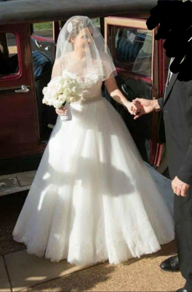 Allure Bridals 9073