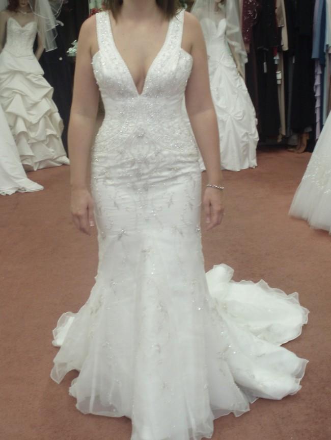 Allure Bridals 8438