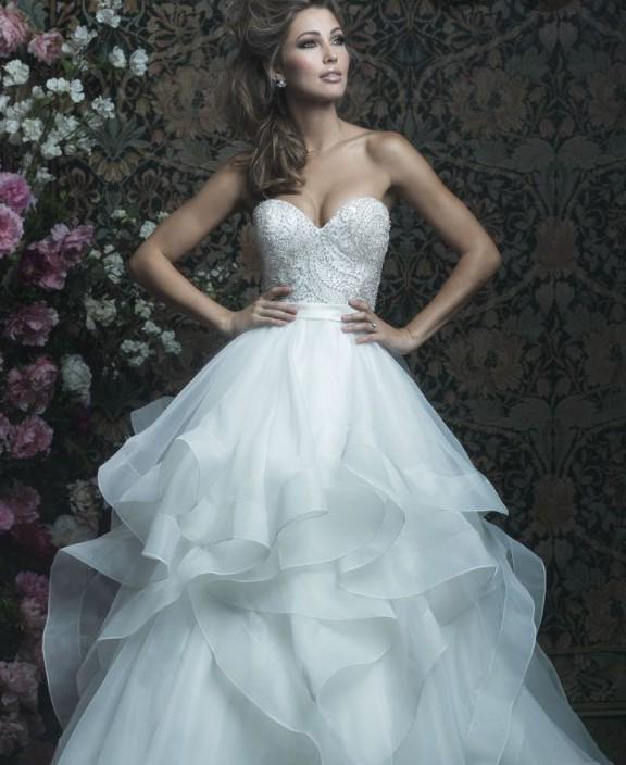 Allure Bridals C417