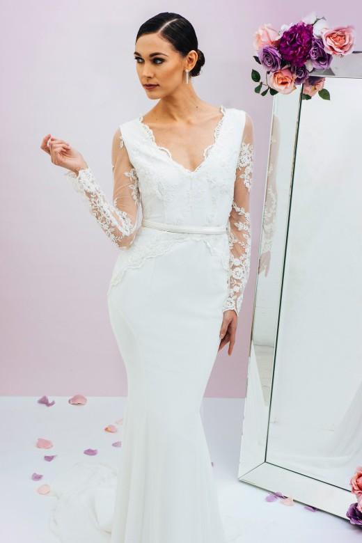 Trish Peng Eternity Gown