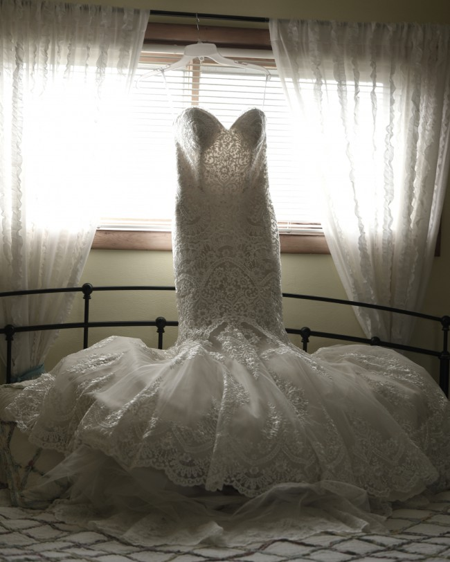 Allure Bridals 9361