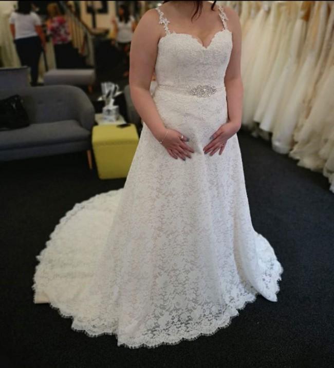 Justin Alexander Sincerity bridal - 44063