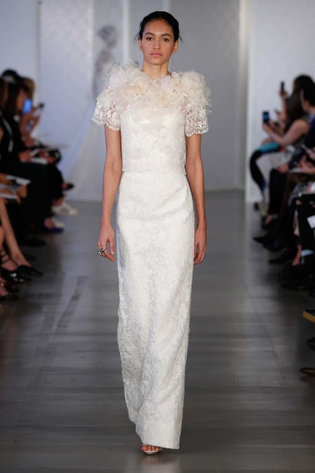 Oscar de la Renta  New Gemma Gown