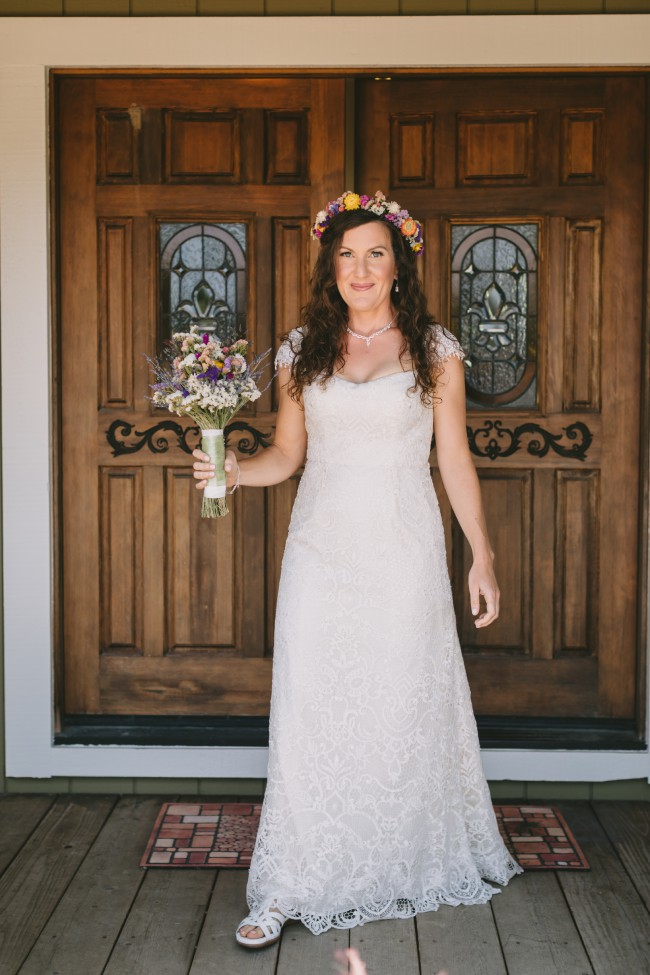 Melissa Sweet Beaded Cap Sleeve Lace MS251122