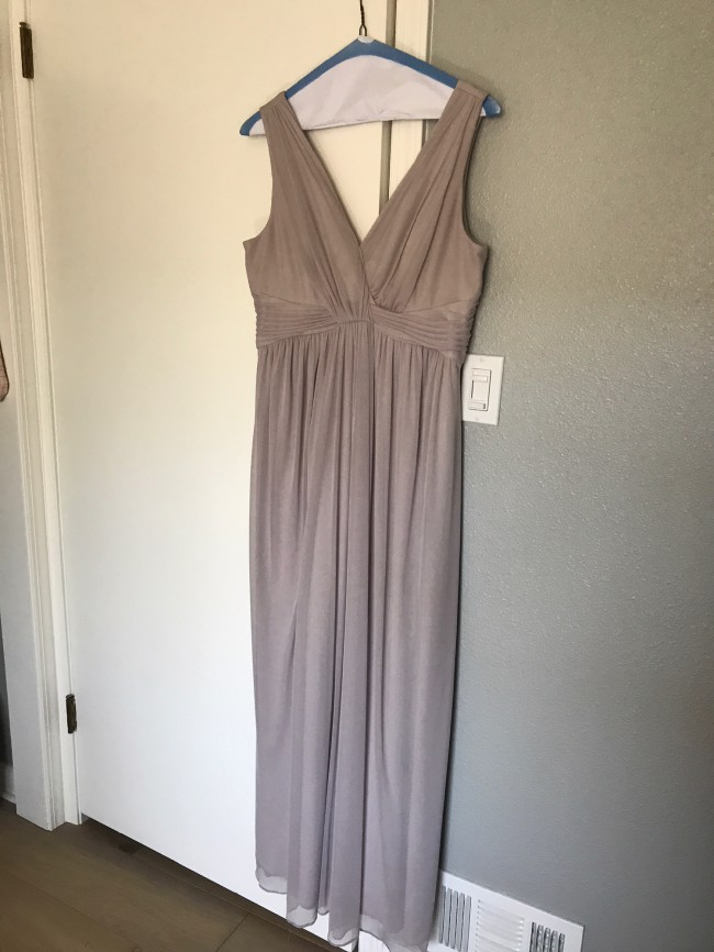 Dessy Collection, Maternity Bridesmaid Dress M429