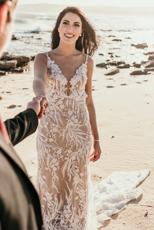 Jeannelle L'Amour Bridal Forest Dress