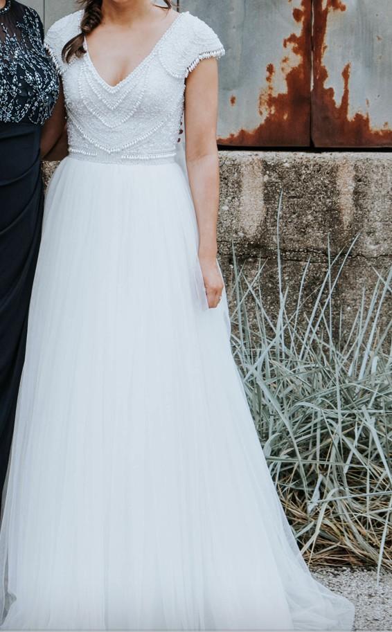 Theia Couture NIMA, Style #89032
