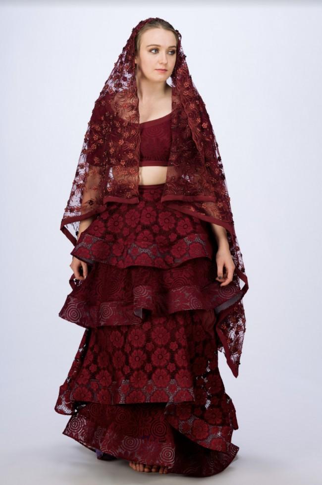 Zinnia Bridal Wear Custom Made