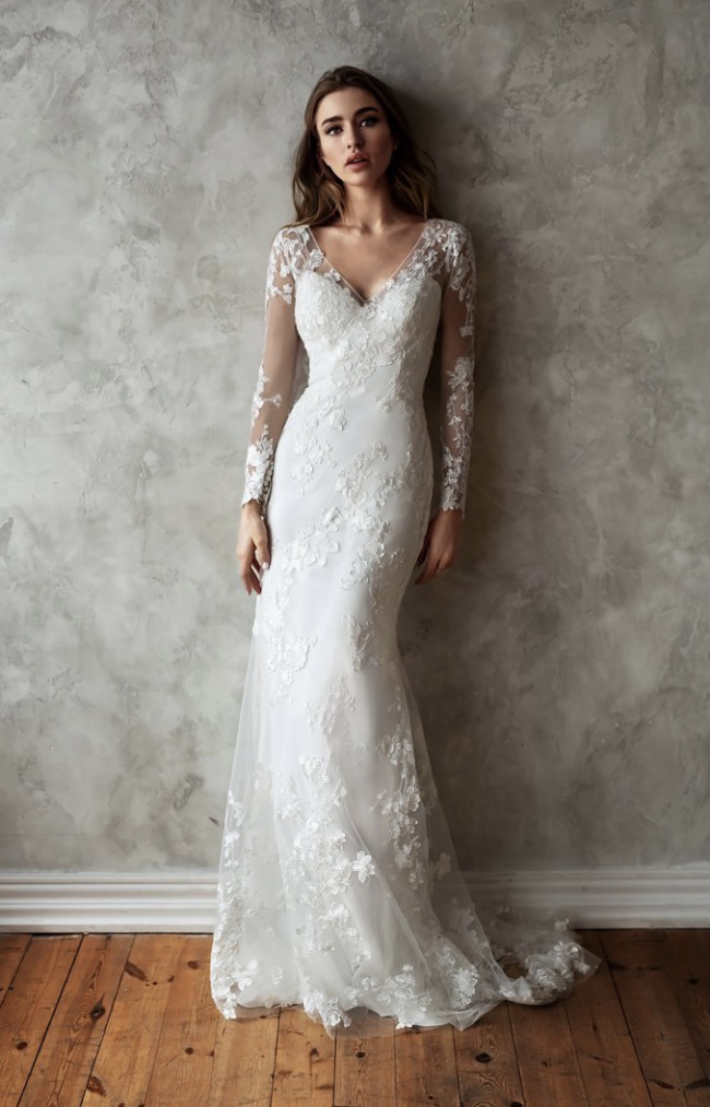 Love and Liberty Bridal Camila