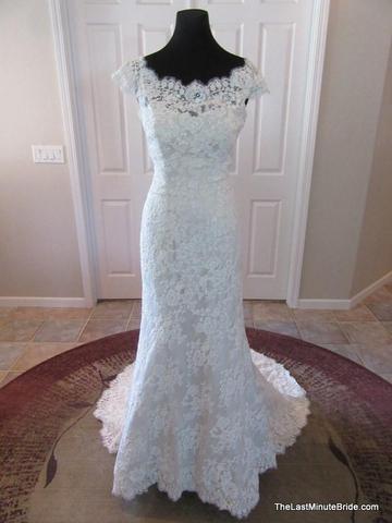 Allure Bridals 9000-IV-08