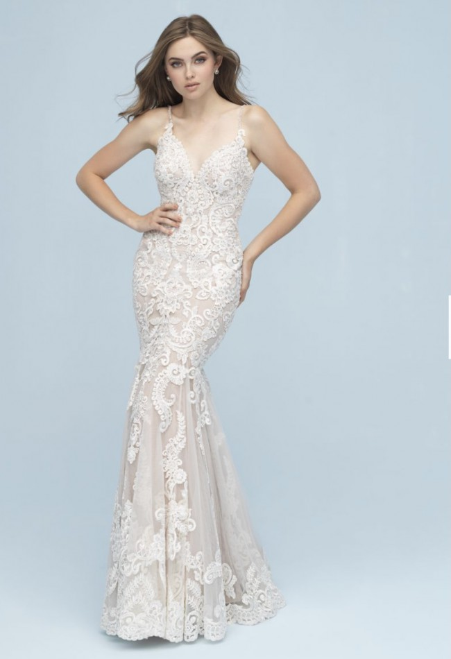 Allure Couture Style 9624