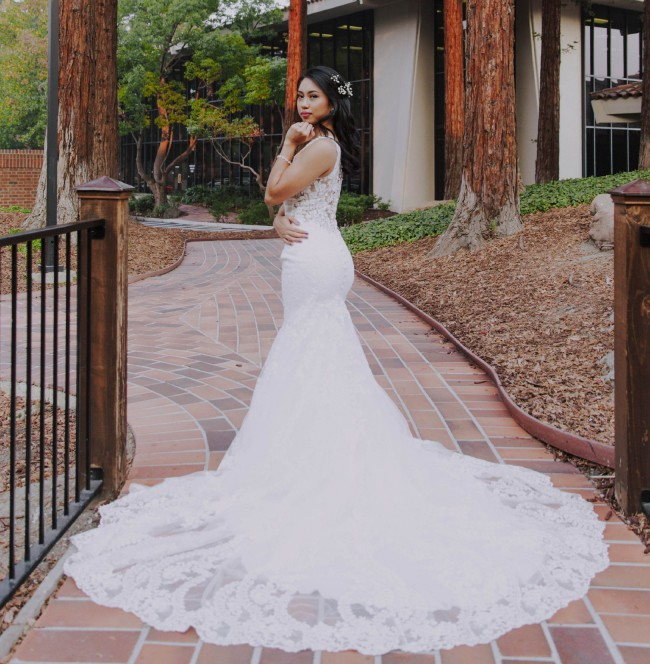 Allure Bridals, Fit & Flare