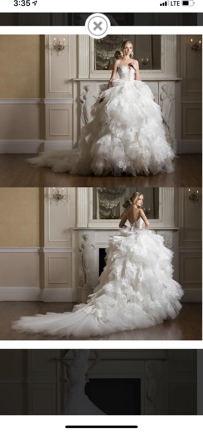 Pnina Tornai Dimensions 4531 Used Wedding Dress Save 75 Stillwhite,Short Summer Dresses For Weddings