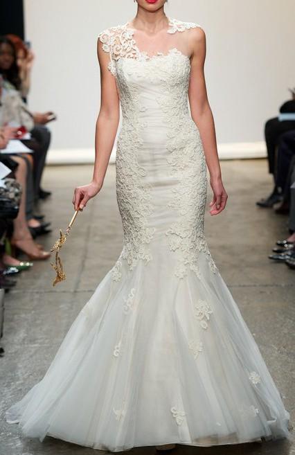 Ines Di Santo Style Me Pretty Featured Marghera Dress