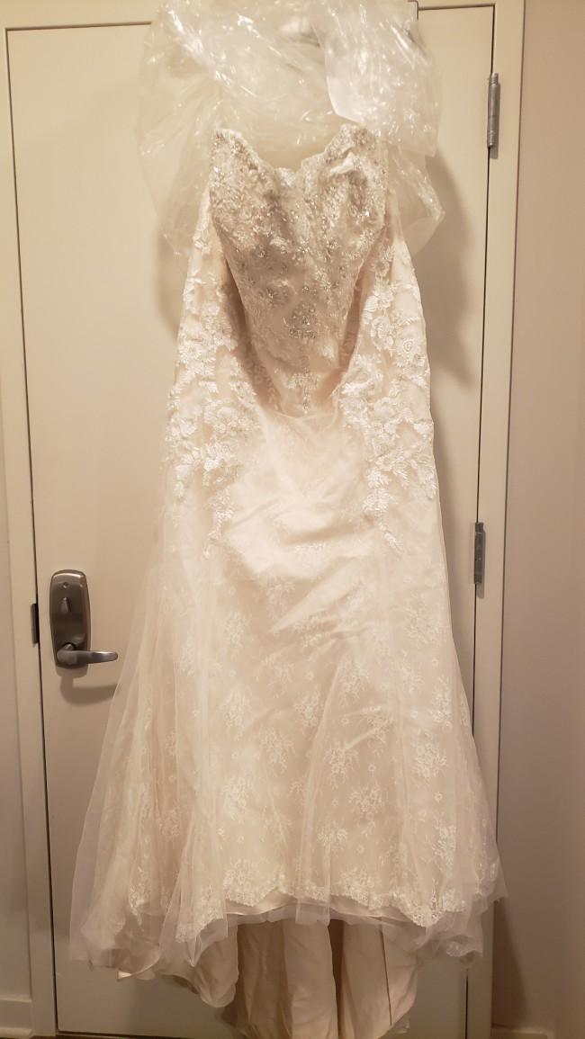 David's Bridal 9WG3909