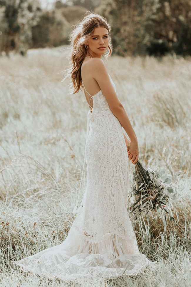 Spell & The Gypsy Collective Casablanca Halter Gown