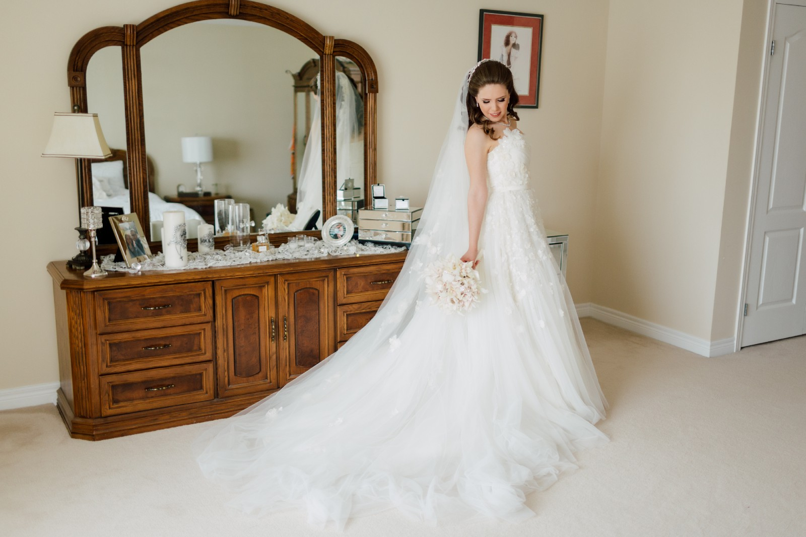 Elie Saab Second Hand Wedding Dress On Sale 71% Off