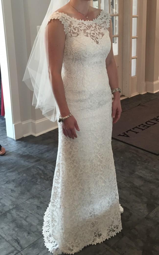 Casablanca Bridal 2183