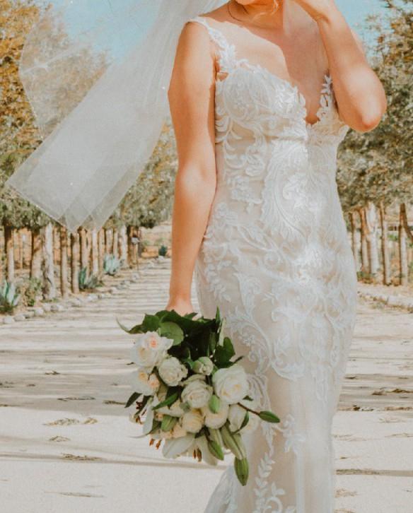 Casablanca Bridal Kinsley Style 2328